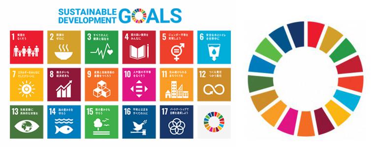 SDGsロゴ カラーホイール